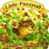 Little Fuzzytail (Chunky Peek-a-Board Books) - Lisa McCue