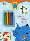 Henry Wants to Fly (Oswald) (Color Plus Chunky Crayons) - Golden Books, Gregg Schigiel