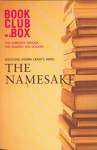 Bookclub-in-a-Box Discusses the Novel The Namesake by Jhumpa Lahiri - Marilyn Herbert