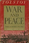 War and Peace (Modern Library Giant) - Leo Tolstoy, Constance Garnett