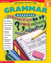 Scholastic Success With: Grammar Workbook: Grade 1 - Terry Cooper
