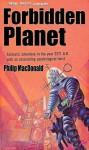 Forbidden Planet - Philip MacDonald