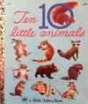 Ten Little Animals - Carl Memling, Feodor Rojankovsky