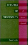 Theories of Personality - David Lester