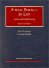 Social Science In Law: Cases And Materials 5th Ed. (University Casebook Series) - John Monahan, Laurens Walker, John Monohan