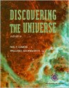 Discovering the Universe & CD-ROM & Once and Future Cosmos & Astronomy Online - William J. Kaufmann III, Timothy F. Slater, Neil F. Comins