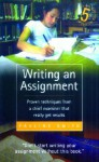 Writing An Assignment - Pauline Smith