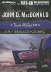 A Purple Place for Dying - John D. MacDonald, Robert Petkoff