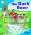 The Duck Race - Roderick Hunt, Alex Brychta