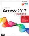 Access 2013 on Demand - Steve Johnson, Perspection Inc.