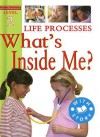 Life Processes: What's Inside Me? - Sally Hewitt