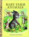 Baby Farm Animals - Garth Williams, Golden Books