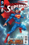 Superman Annual #1 (The New 52) - Scott Lobdell, Fabian Nicieza, Pascal Alixe, Kenneth Rocafort