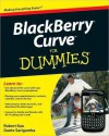 BlackBerry Storm For Dummies (For Dummies (Computers)) - Robert Kao, Dante Sarigumba