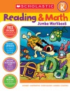 Scholastic Pre-K Reading & Math Jumbo Workbook - Hindie Weissman, Terry Cooper