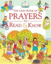 The Lion Book of Prayers to Read & Know - Sophie Piper, Anthony Lewis