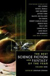 The Best Science Fiction and Fantasy of the Year - Tim Powers, Jonathan Strahan, Frances Hardinge, Neil Gaiman