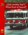 Que Sonidos Hay? / What Kind of Sound? - Vita Jimenez