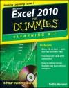 Excel 2010 Elearning Kit for Dummies - Faithe Wempen