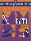 American Popular Piano: Repertoire, Level Four - Christopher Norton, Scott McBride Smith