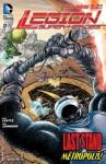 Legion of Super-Heroes (2011- ) #21 - Paul Levitz, Jeff Johnson