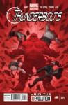 Thunderbolts #4 Marvel NOW - Daniel Way, Julian Totino Tedesco