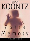 False Memory (Audio) - Stephen Lang, Dean Koontz