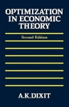 Optimization in Economic Theory - Avinash K. Dixit