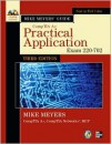 Mike Meyers' CompTIA A+ Guide: Practical Application (Exam 220-702) [With CDROM] - Mike Meyers