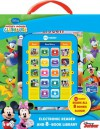 Mickey Mouse Clubhouse Electronic Reader and 8-Book Library: Story Reader ME Reader - Publications International Ltd.