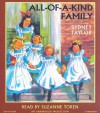 All-of-a-Kind Family [Unabridged CD Version] (Audiocd) - Sydney Taylor, Suzanne Toren