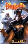 Batgirl (2011- ) #26 - Gail Simone, Daniel Sampere