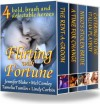 Flirting with Fortune: 4 Bold, Brash and Delectable Heroes - Lindy Corbin, Tamelia Tumlin, Mel Comley, Jennifer Blake