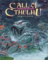 Call Of Cthulhu Keepers Screen - Les Brooks, Brian M. Sammons