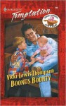 Boone's Bounty - Vicki Lewis Thompson