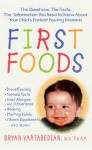 First Foods - Bryan Vartabedian