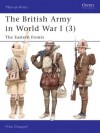 The British Army in World War I (3): The Eastern Fronts - Mike Chappell