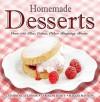 Homemade Desserts - Catherine Atkinson