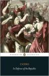 In Defence of the Republic - Cicero, Siobhan Mcelduff