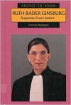 Ruth Bader Ginsburg: Supreme Court Justice - Carmen Bredeson