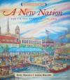 A New Nation: The United States: 1783-1815 - Betsy Maestro, Giulio Maestro