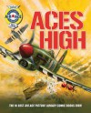 Aces High: The 10 Best Air Ace Picture Library Comic Books Ever! - Steve Holland