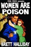Women Are Poison [Illustrated] - Brett Halliday, Davis Dressler