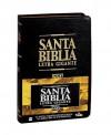 NVI Santa Biblia Letra Gigante Con Indice - Anonymous Anonymous, Vida Publishers