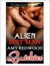 Alien Best Man - Amy Redwood