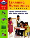 Kaplan Learning Adventures in Reading Grades 1-2 - Kaplan Inc., Kaplan Inc., Alan Tripp