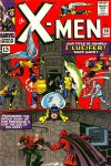 Uncanny X-Men 20 (Volume 1) - Roy Thomas, Werner Roth, Dick Ayers, Artie Simek, Stan Lee