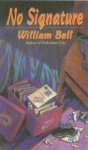 No Signature - William Bell