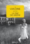 La fine dei Greene - S.S. Van Dine
