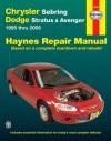 Chrysler Sebring, Dodge Stratus & Avenger 1995 thru 2005 - Ken Freund, Ken Freund